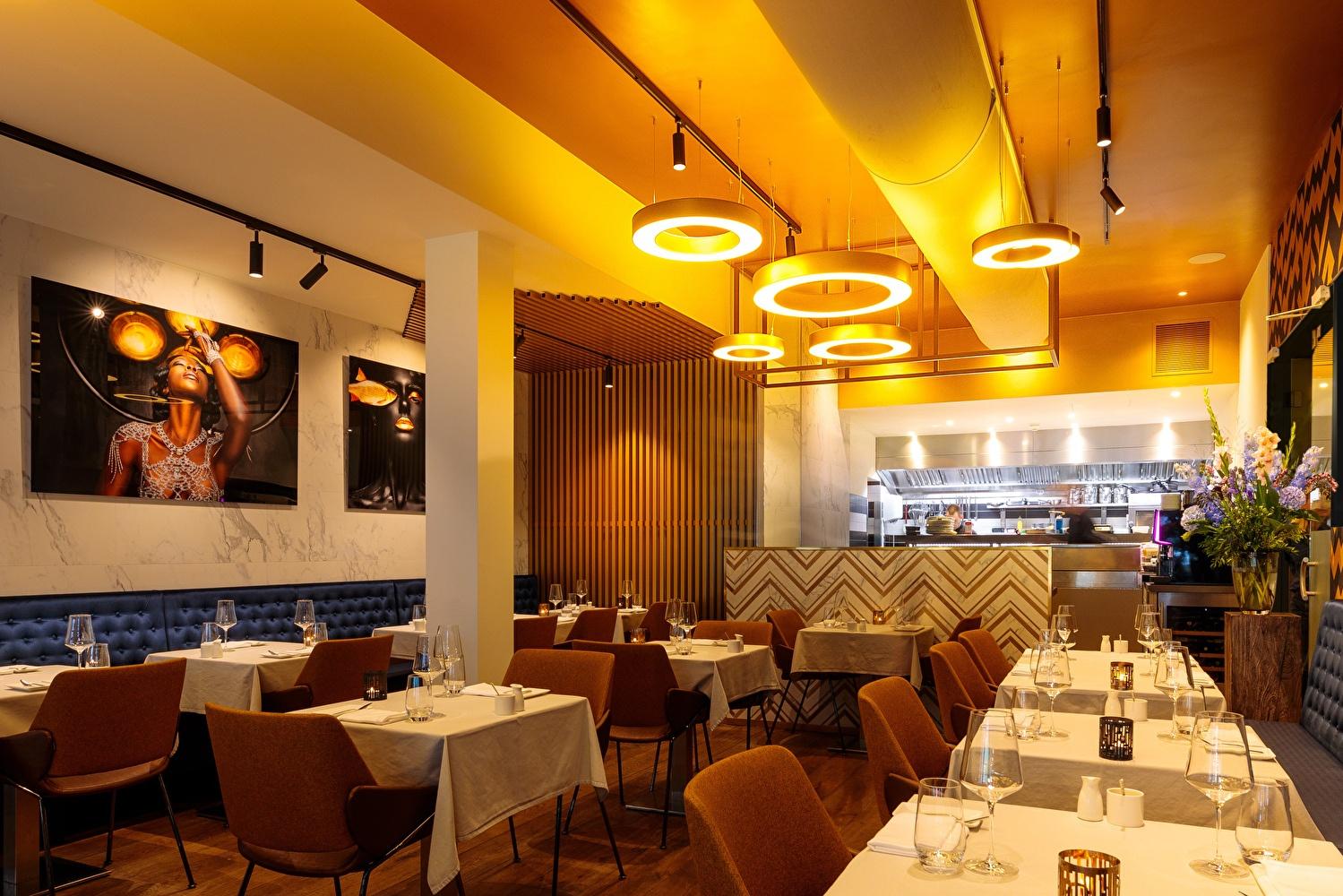 Senses restaurant Amsterdam - Amsterdam centrum